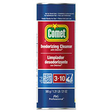 Comet Deodorizing Cleanser Powder