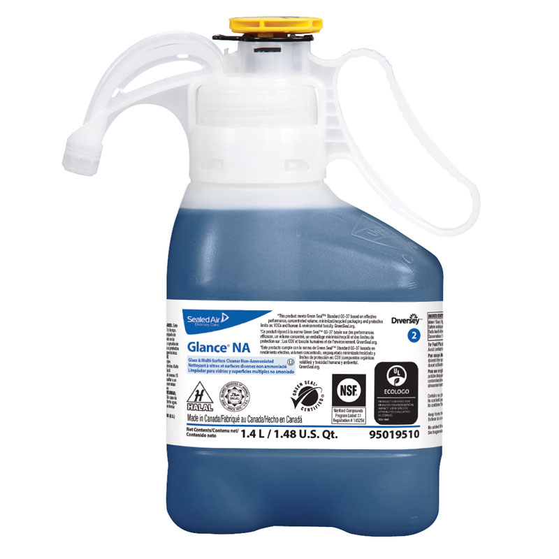 Glance NA Glass & Multi-Surface Liquid Cleaner
