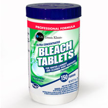Green Klean Ultra Concentrated Bleach Tablets