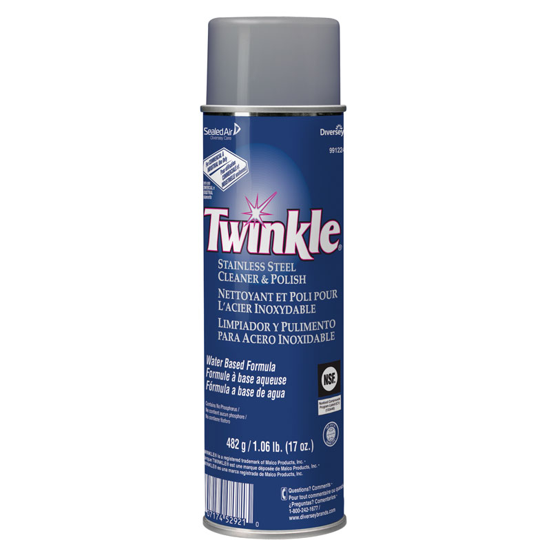 Twinkle Stainless Steel Cleaner and Polish