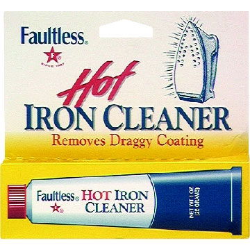 Faultless Hot Iron Cleaner -  1 oz. Tubes