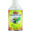 Metered Maximum Strength Mosquito and Fly Spray - (12) Case 726733