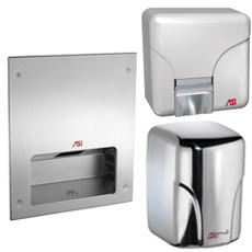 Hand Dryers by ASI