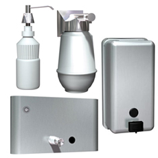 Soap Dispensers by ASI