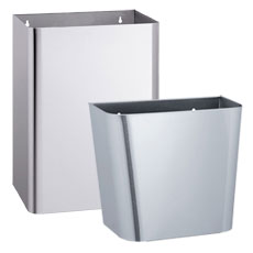 Surface Mounted Waste Receptacles - Bradley