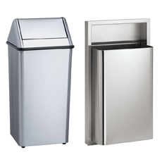 Waste Receptacles - Bradley