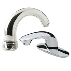 Touchless - Faucets & Fixtures