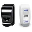 Commercial Bathroom Soap Dispenser Systems & Manual Push Button Dispensers - Washroom Skin Care Products