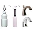 Counter-Mounted Soap Dispensers & Counter Mount Liquid Soap Systems - Janitorial Skin Care & Personal Hygiene Products