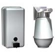 Surface-Mounted Soap Dispensers, Liquid Soap Dispensers & Wall Mount Push Button Dispensers - Commercial Skincare & Hygiene Products