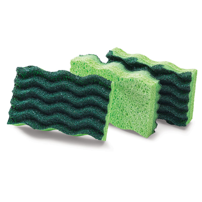 Libman Heavy Duty Cellulose Scrub Sponge