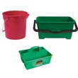 Commercial Utility Buckets & Tubs - Janitorial Utility Cleaning Tools