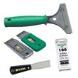 Commercial Safety Scrapers & Putty Knives - Janitorial Utility Cleaning Tools