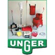 Unger Restroom Cleaning System - Janitorial Utility Cleaning Tools