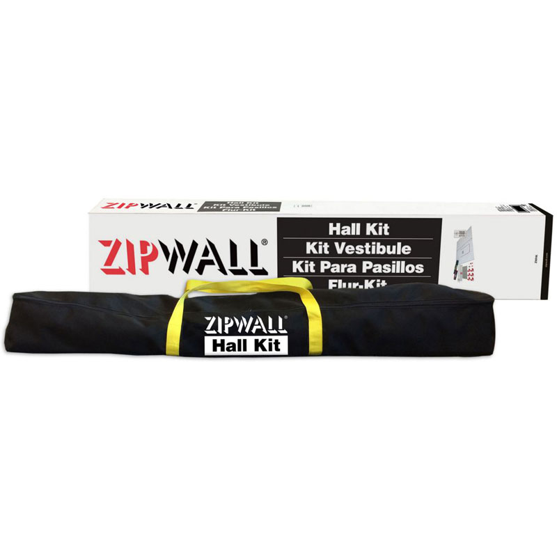 Zip Wall Hall Kit - Dust Barrier System