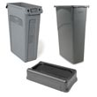 Rubbermaid Slim Jim® Waste System - Waste Receptacles