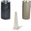 Outdoor Smoking Urns, Cigarette Receptacles, Ashtrays & Snuffers - Smoking & Cigarette Waste Management