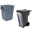 Commercial Square & Mobile Waste Containers - Waste Receptacles