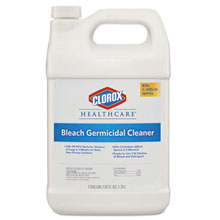 Hospital Cleaner Disinfectant w/ Bleach - (4) 1 Gallon Bottles CLO68978