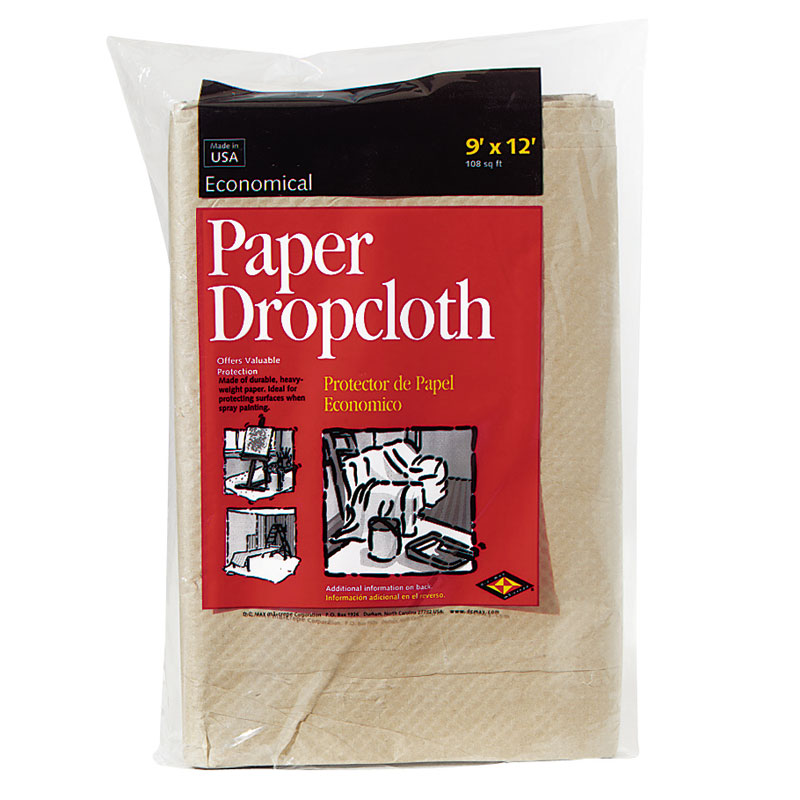 9' x 12' EcoDrop Paper Drop Cloth