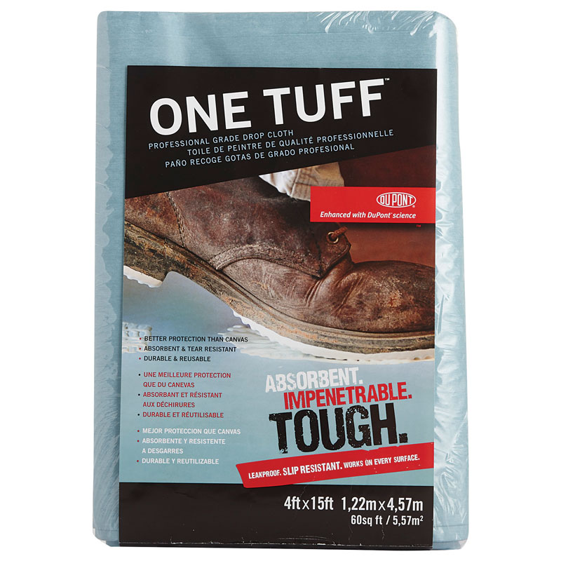 4' x 15' One Tuff Drop Cloth