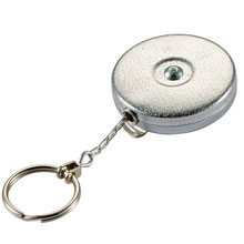 Clip-On Key Bak - Retractable Key Chain 582123
