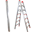 Double Sided Aluminum Folding Stik Ladder - 6 ft. TS-600FLD