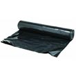 Warp's [12-4CH10B] Carry Home® Reinforced Coverall® Plastic Sheeting Tarp - 10' x 25' - 4 Mil. - Black 102067