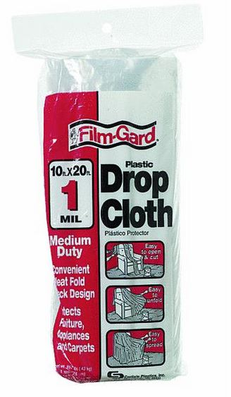 Drop Cloth Save On Heavy Duty Painters Drop Cloth