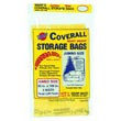 "Warp Bros. [CB60] Original Banana Bags® Coverall Heavyweight Plastic Storage Bag - Transparent - 2 mil. - (2) 60"" x 108"" Bags 618225"