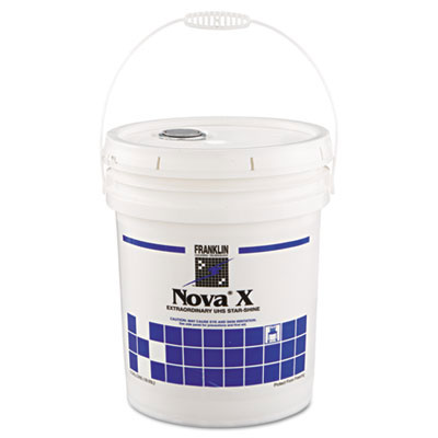 Franklin Nova X Floor Finish - 5 Gallon Pail