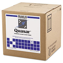 Franklin Quasar Low Maintenance Floor Finish - 5 Gallon Cube
