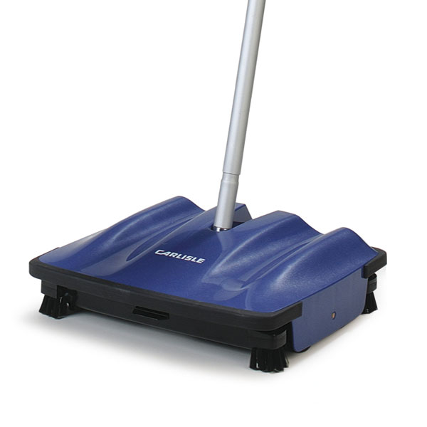 "9.5"" Duo-Sweeper Multi-Surface Floor Sweeper"