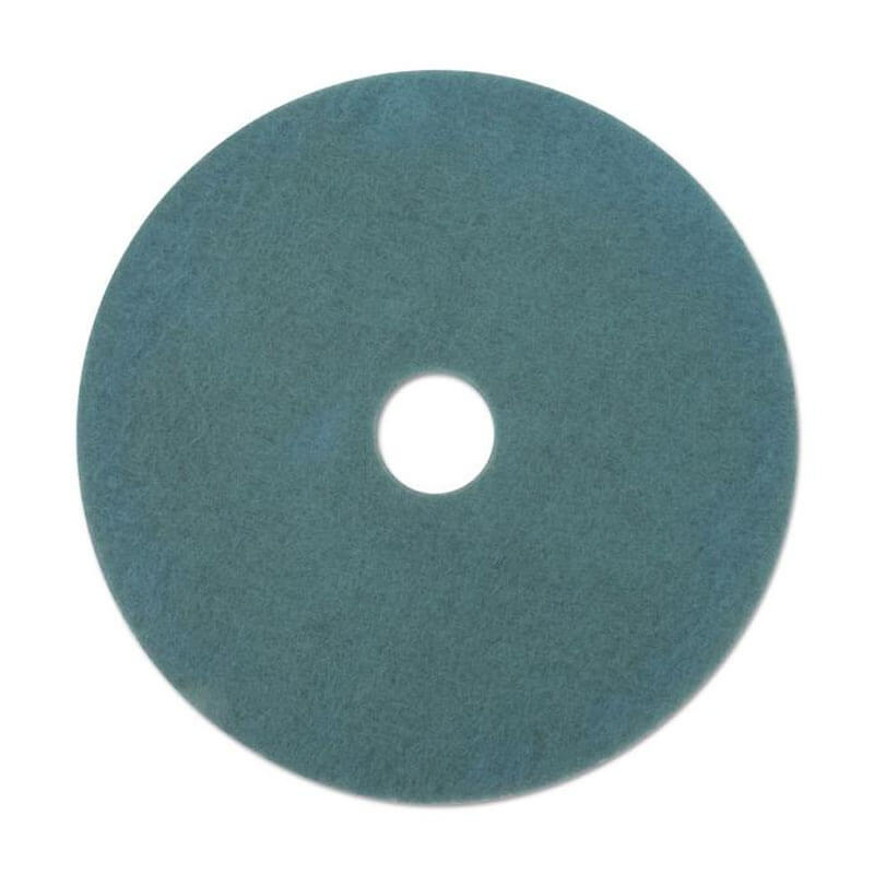 Premiere Pads Floor Machine Ultra High Speed Burnishing Pad - Aqua - (5) 20