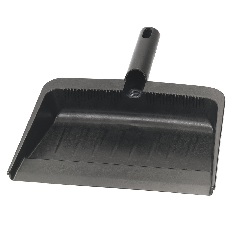 Flo-Pac Flexible Plastic Dustpan