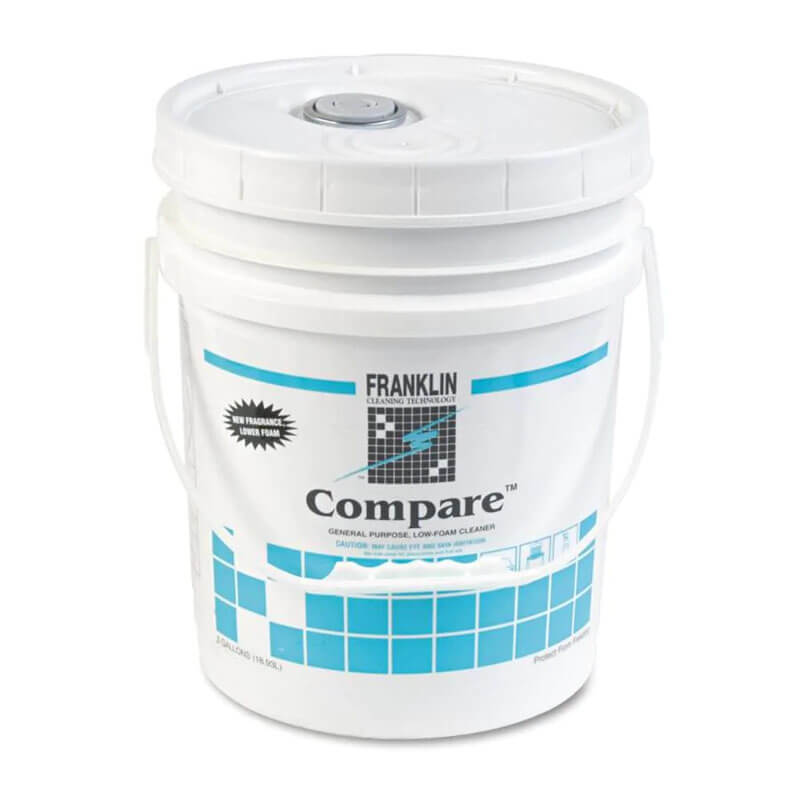 Franklin Compare Floor Cleaner - 5 Gallon Pail