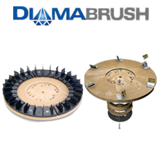 Floor machine brushes pads pad drivers disc drivers clutch diamabrush fandeluxe Gallery