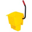 Rubbermaid [6127-88] WaveBrake® Bucket Sideward Pressure Mop Wringer - Fits 28/35 qt. Bucket