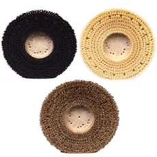 Natural Fiber Scrubbing Brushes by Malish