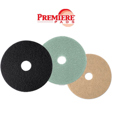 Premiere Floor Pads & Brushes