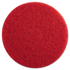 Red Buffing Pad
