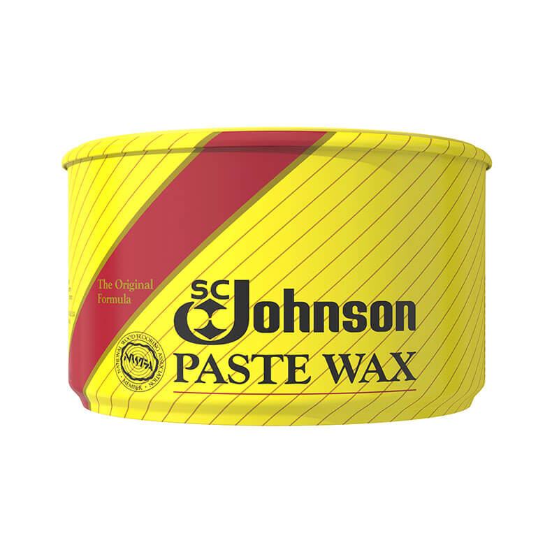 SC Johnson Paste Wax Wood Floor Protector