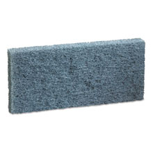 Premier Baseboard/Utility Pads - 4 x 10 - Medium-Duty Blue Pads PAD402