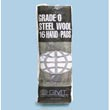 Industrial Quality Steel Wool Hand Pads Grade #00 Fine GMT117002