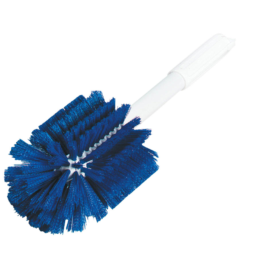 Blue Oval Shape Valve Brush - 16