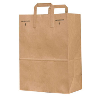 General Grocery Paper Bag, E-Z Tote Handle