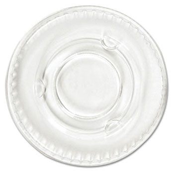 Boardwalk Clear Portion Cup Lids
