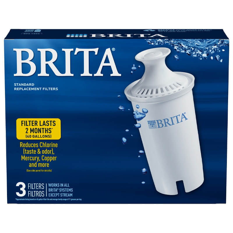 Brita Pitcher Replacement Filter