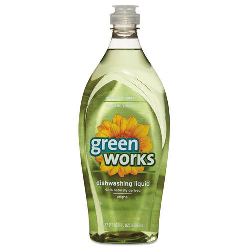 Green Works Natural Dishwashing Detergent