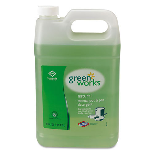 Clorox Green Works Pot & Pan Dishwashing Detergent